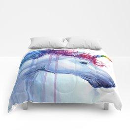 Magical Rainbow Unicorn Comforters