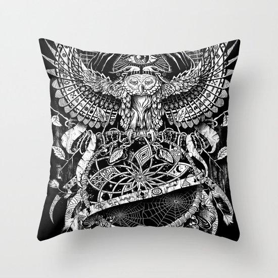 Dream Quest Throw Pillow