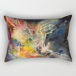 Deer constellation Rectangular Pillow