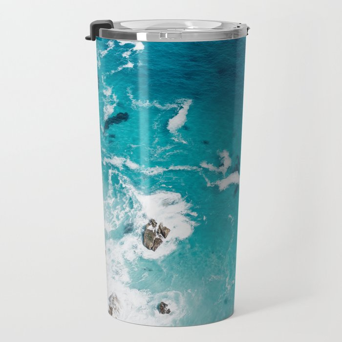 Sea 4 Travel Mug