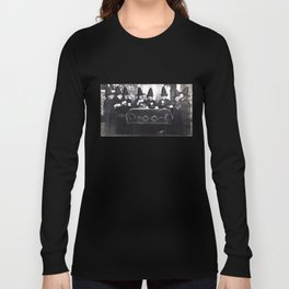Witches Tea Party Long Sleeve T-shirt
