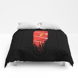 American Pyscho Comforters
