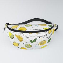 Lemon mix Fanny Pack