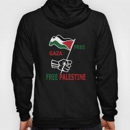 Free Palestine Hoody