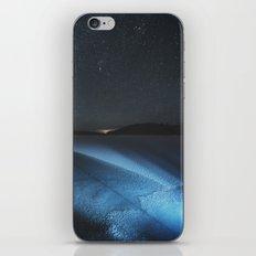 Fracture in Winter Lake iPhone & iPod Skin