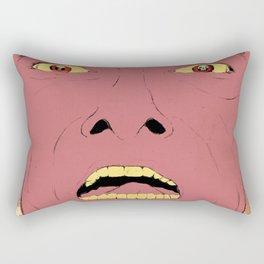 End Of World Rectangular Pillow