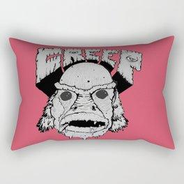 Creep Rectangular Pillow