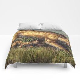 First Hunt Comforters