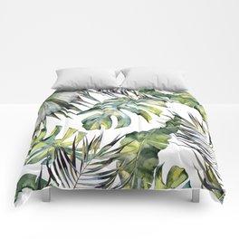 TROPICAL GARDEN 2 Comforters