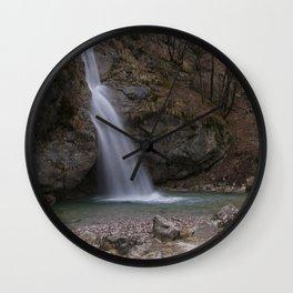Slap Krampez Wall Clock