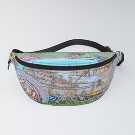 Antique Buddies! Fanny Pack