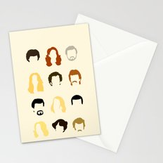 Boogie Quotes Stationery Cards