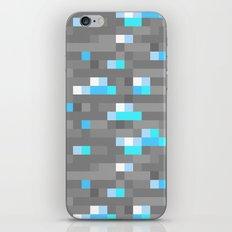 Mined Diamond Block Everything iPhone & iPod Skin