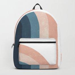 70s Rainbow Backpack