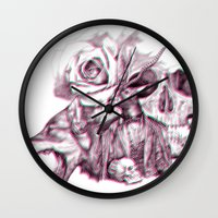 3d Wall Clocks featuring 3D by dogooder