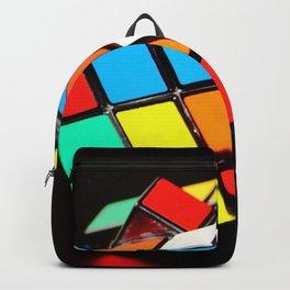 Rubik's cube Backpack