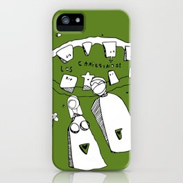 Los Campesinos iPhone Case