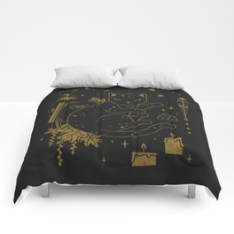 Magical Assistant Comforters