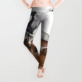 Broncos Leggings