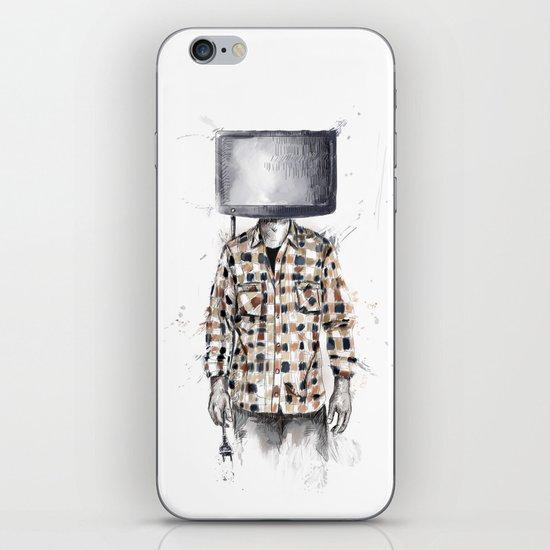 unplugged 2.0 iPhone & iPod Skin