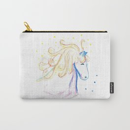 Horse Dreams Carry-All Pouch