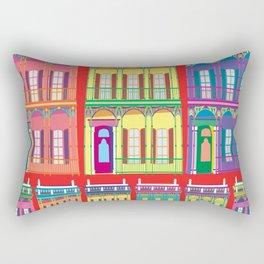 NEW ORLEANS HOUSES Rectangular Pillow