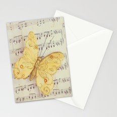Dance of the Butterfly Stationery Cards