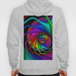 life is colorful -9- Hoody