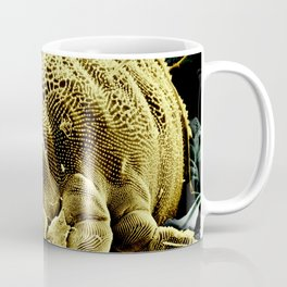 Yellow mite (Tydeidae) Coffee Mug