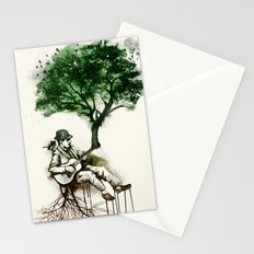 'In the rhythm of nature' Stationery Cards