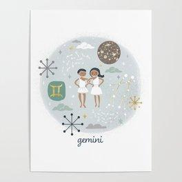 Gemini Air Poster