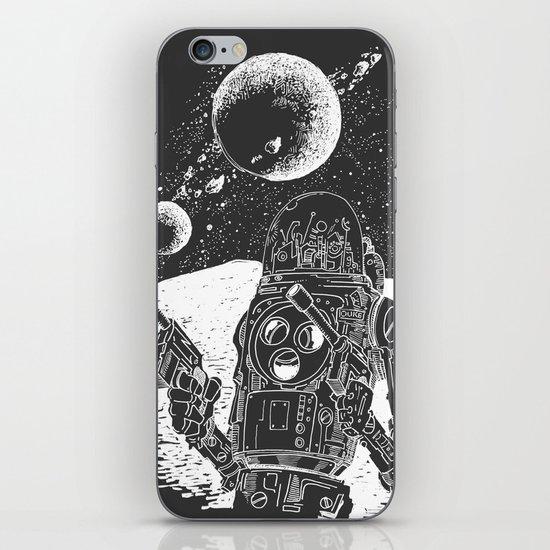 Duke of the Moon iPhone & iPod Skin