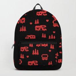 The Motorhome Owner Love Heart | Gift Backpack