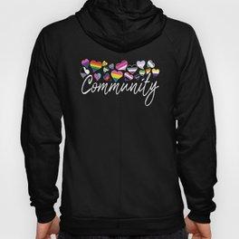 Community - LGBTQA Hoody