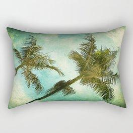 I'M BAAAACK!!! Rectangular Pillow