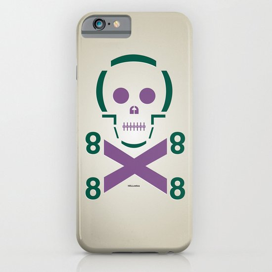 HELLvetica iPhone & iPod Case