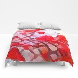 Crackle #2 Comforters