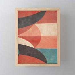Toucan Beaks Framed Mini Art Print
