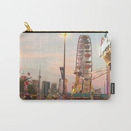 Fair Sunset Carry-All Pouch
