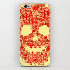 8-bitter iPhone & iPod Skin