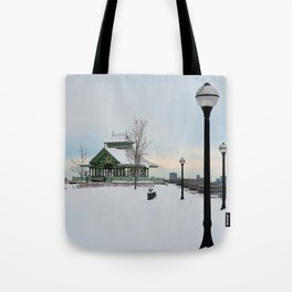 The Kiosk Tote Bag