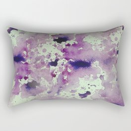 Splashes of C O L O R - T A I S I A Rectangular Pillow