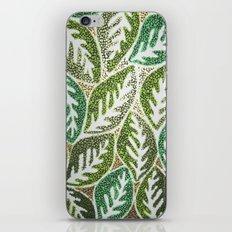 Leaves 3 iPhone & iPod Skin