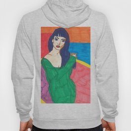 Embrace, Painted Ladies Collection Hoody