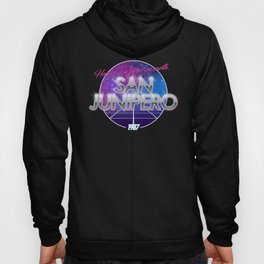 San Junipero - Black Mirror Hoody