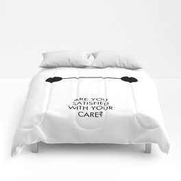 Baymax Comforters