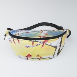 Winter Song 2 Fanny Pack