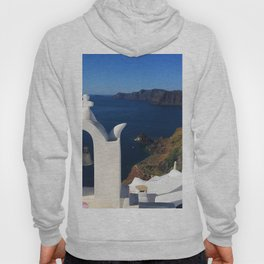 Oia, Greece (photo) Hoody