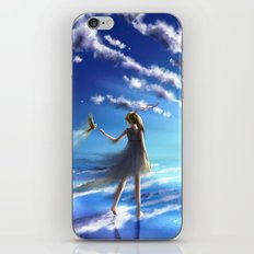 When You're Ready To Go iPhone & iPod Skin