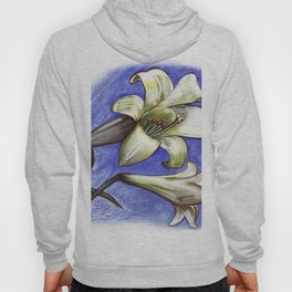 Easter Lily Hoody